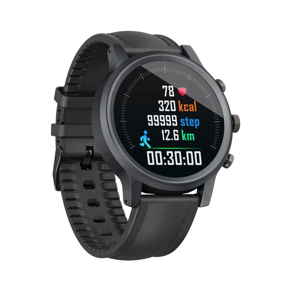 2020 New Zeblaze NEO 3 Stylish Smart Watches IP67 Waterproof 20 days Battery Life Fitness Tracker Smartwatch Men Watch