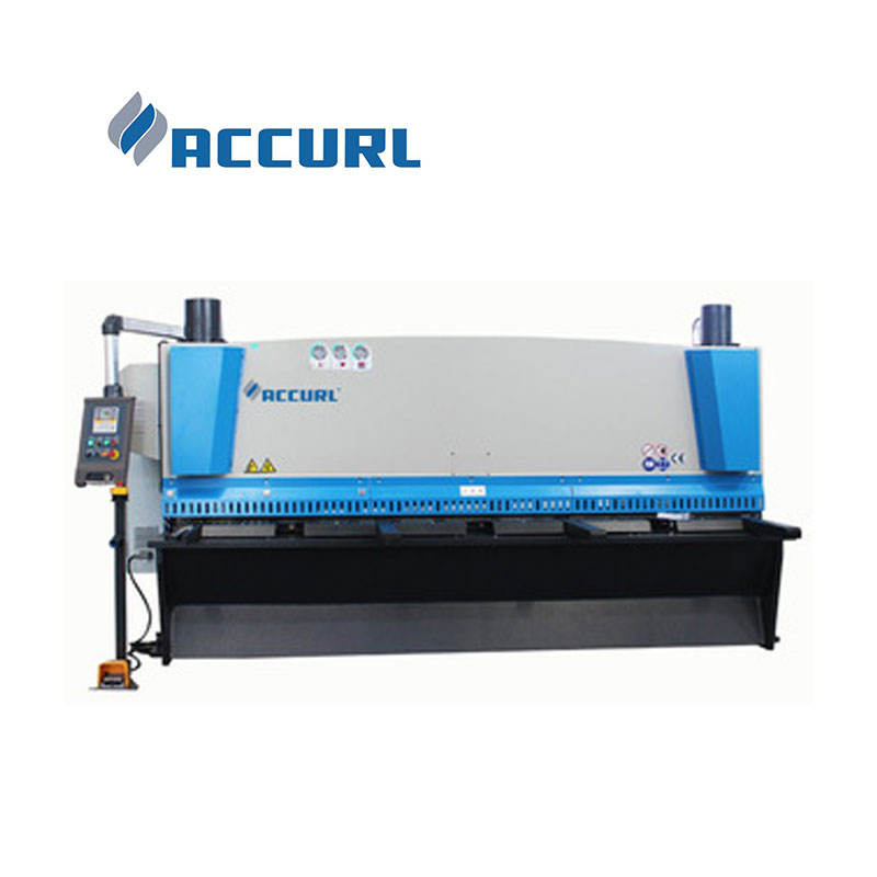 CNC MS8-8x4000 Sliding Table Saw Guillotine Cutting Machine, Hydraulic Cutting Machine, Metal Shearing Machine