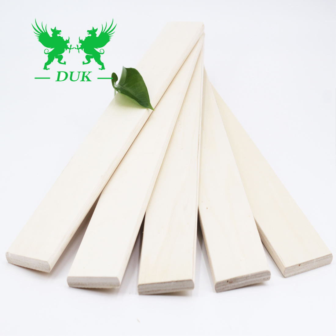 Best Price E0 Glue Wooden Bed Parts Poplar LVL Slats for Bed