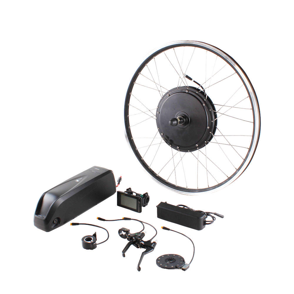350W 500W 750W 1000W 36V 48V Brushless Direct Motor Electric Bike Conversion Kits