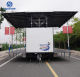 Stage Small Used Steel Mobile Stage Trailer