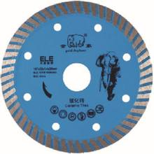 EN12413 European Standard 4 -1/7'' diamond saw blade for ceramic tiles for angle grinder  and marble cutter