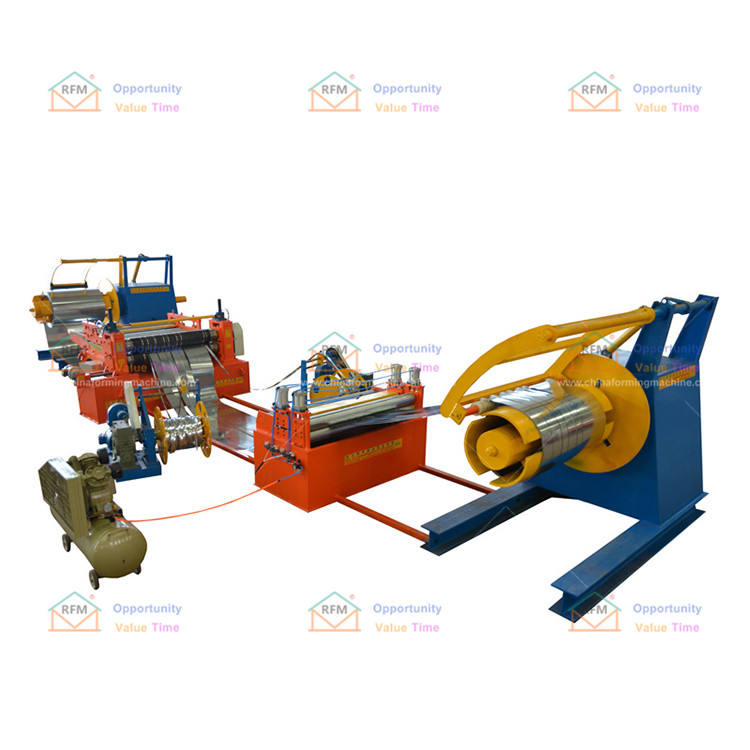 Russia Popular Metal Glazed Roof Arch Steel Iron Sheet Roll Forming Slitting Making Machine