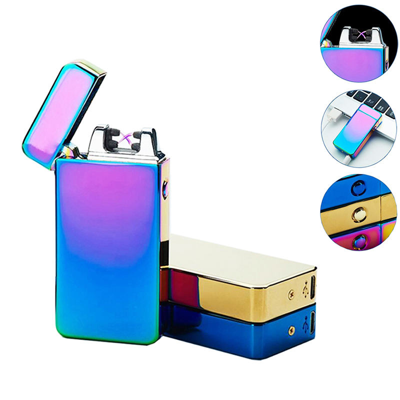 FREN Classical usb charging lighter Cool electronic cigarette lighters small rechargeable electric lighter