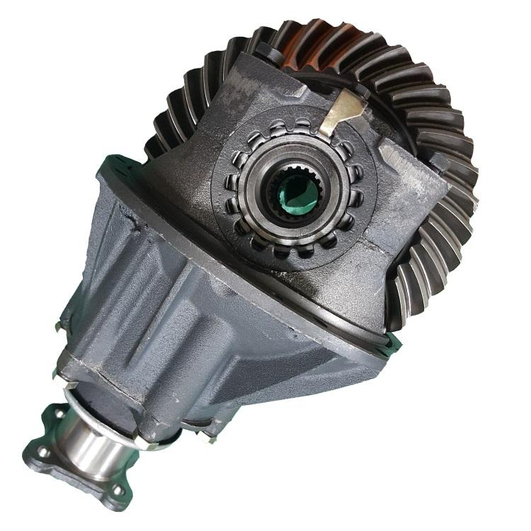 Direct factory price automatic transmissions spare parts rear differential for Isuzu parts NPR 7*43