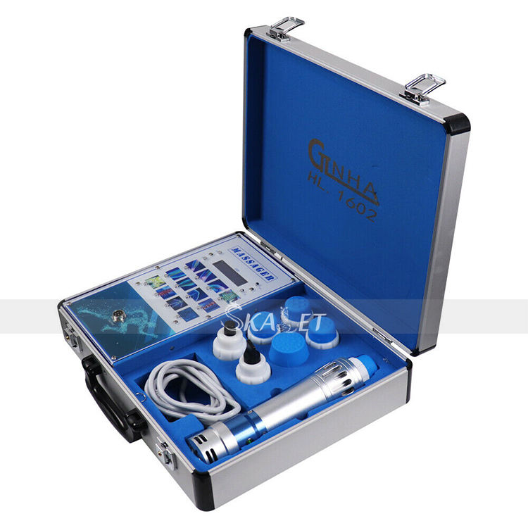 Newest medical powerful electromagnetic shock wave therapy equipment treatment ed machine for weight loss and pain relief