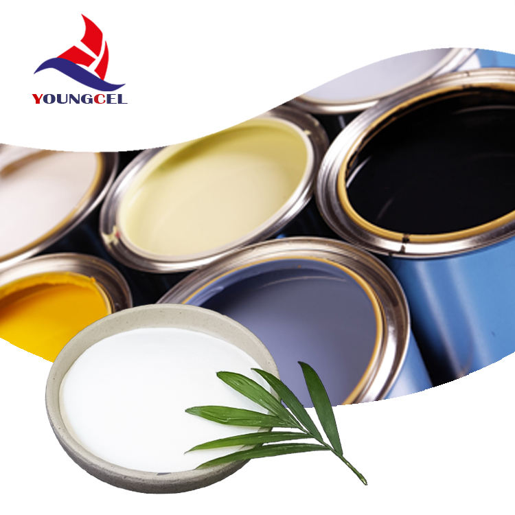 Powder coating raw materials Industrial chemicals Hydroxypropyl methy cellulose Chemical Paint
