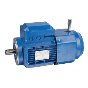 YEJ-160M2-2 fast act 15kw electric motor with brake for conveyor belt