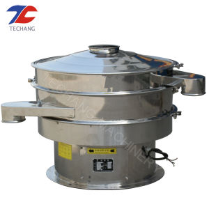 Powder maize gyratory vibrating grading sifter screen machine