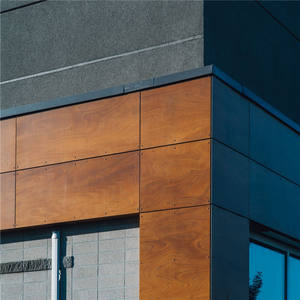 factory phenolic compact exterior wall panel, Aluminum Composite Panel Wall Cladding Exterior Use