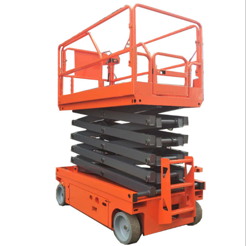 Scissor Lifts Material Lifts/Lifter Electric Telescopic Portable