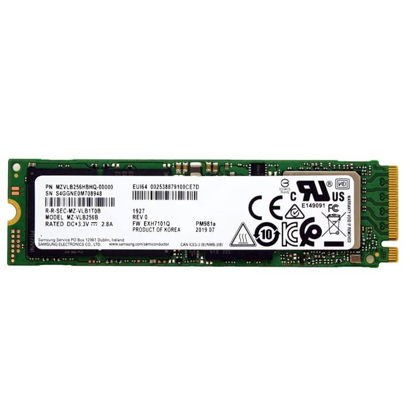 Bán Sỉ <span class=keywords><strong>Ssd</strong></span> 1Tb M.2 <span class=keywords><strong>Samsung</strong></span> PM981a <span class=keywords><strong>256GB</strong></span> M.2 NVMe PCIe Solid State Drive