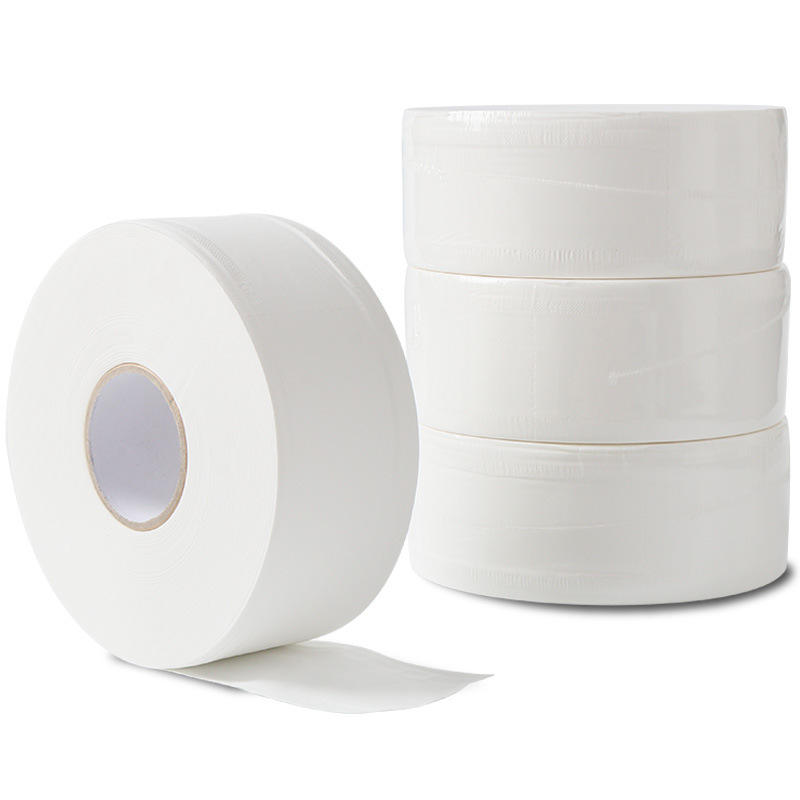 Jumbo roll toilet tissue napkin paper roll facial tissue