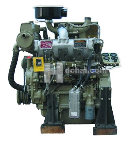 Diesel engine manufacturer supply marine diesel engine 80hp boat engine with gear box in good price