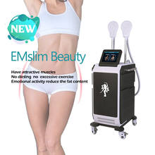 2020 Best Fat Removal Body Contouring Muscle Building Machine EMS Warm Sculpting 7 Tesla