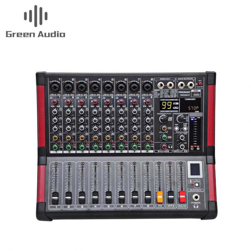 GAX-M8 Mixer Soundcraft For Wholesales