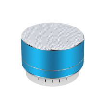 A10 cheap outdoor aluminum speaker with fm radio portable bluetooth speaker