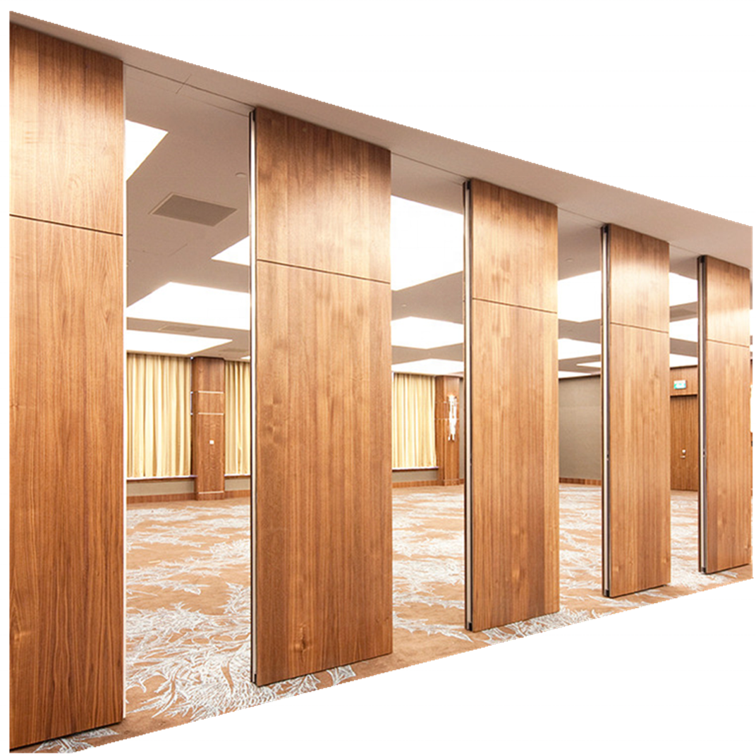 Acoustic Folding wall divider room dividers partitions sliding Walls office furniture