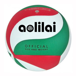 PU leather voleibol soft touch match volleyball ball logo can be customize size 5