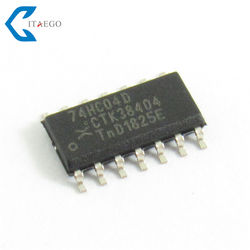 Imported original integrated circuit  IC  SOP14 74HC04D