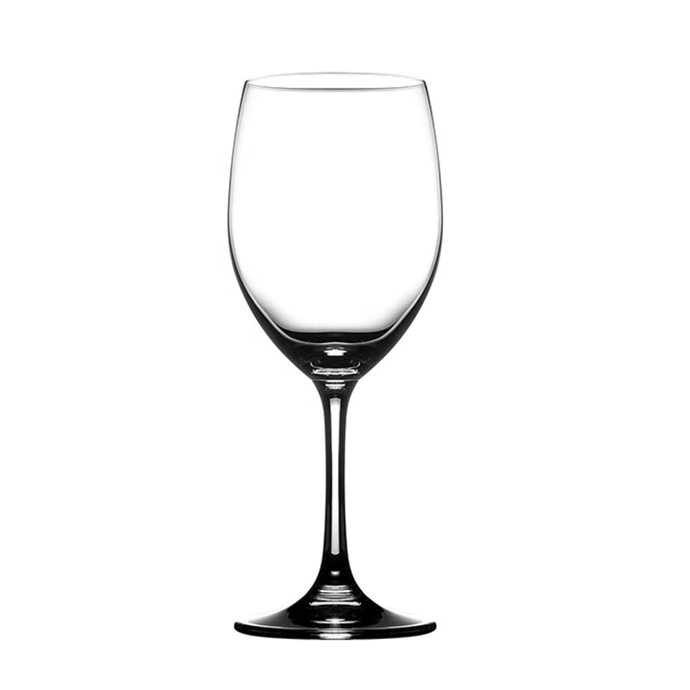 Hot Selling High-grade Wholesale 350ml Red Wine Glass Cup Crystal Goblet Wine Glass For Wedding