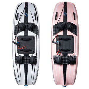 Water Sports 72V 10KW 48Ah Battery Motorized Electric Power Surfboard jet board