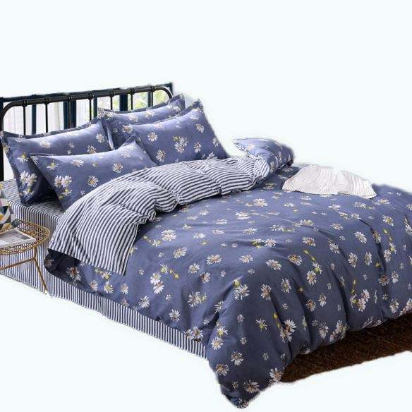 Quilted Waterproof bed Protector baby Crib cotton bedding sets