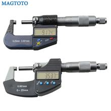 wholesale electronic digital outside micrometer caliper gauge
