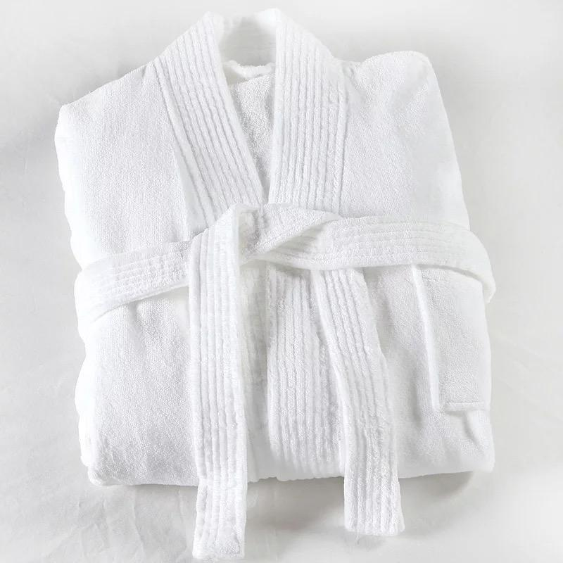 Chinese manufacturer hotel polyester bathrobe