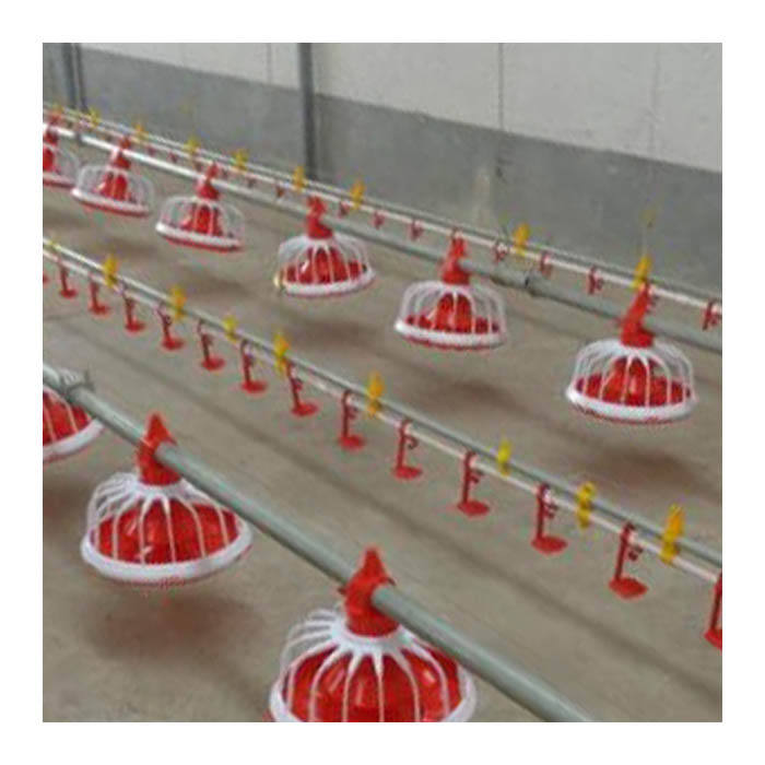 Automatic Poultry Broiler Feeder/ Pan Feeding System For Broiler