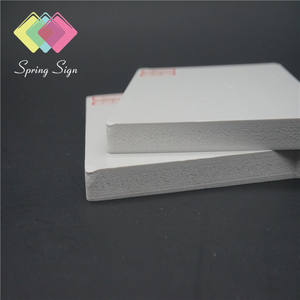 Anti-Static Rigid PVC Sheet Waterproof PVC Plastic Build Material