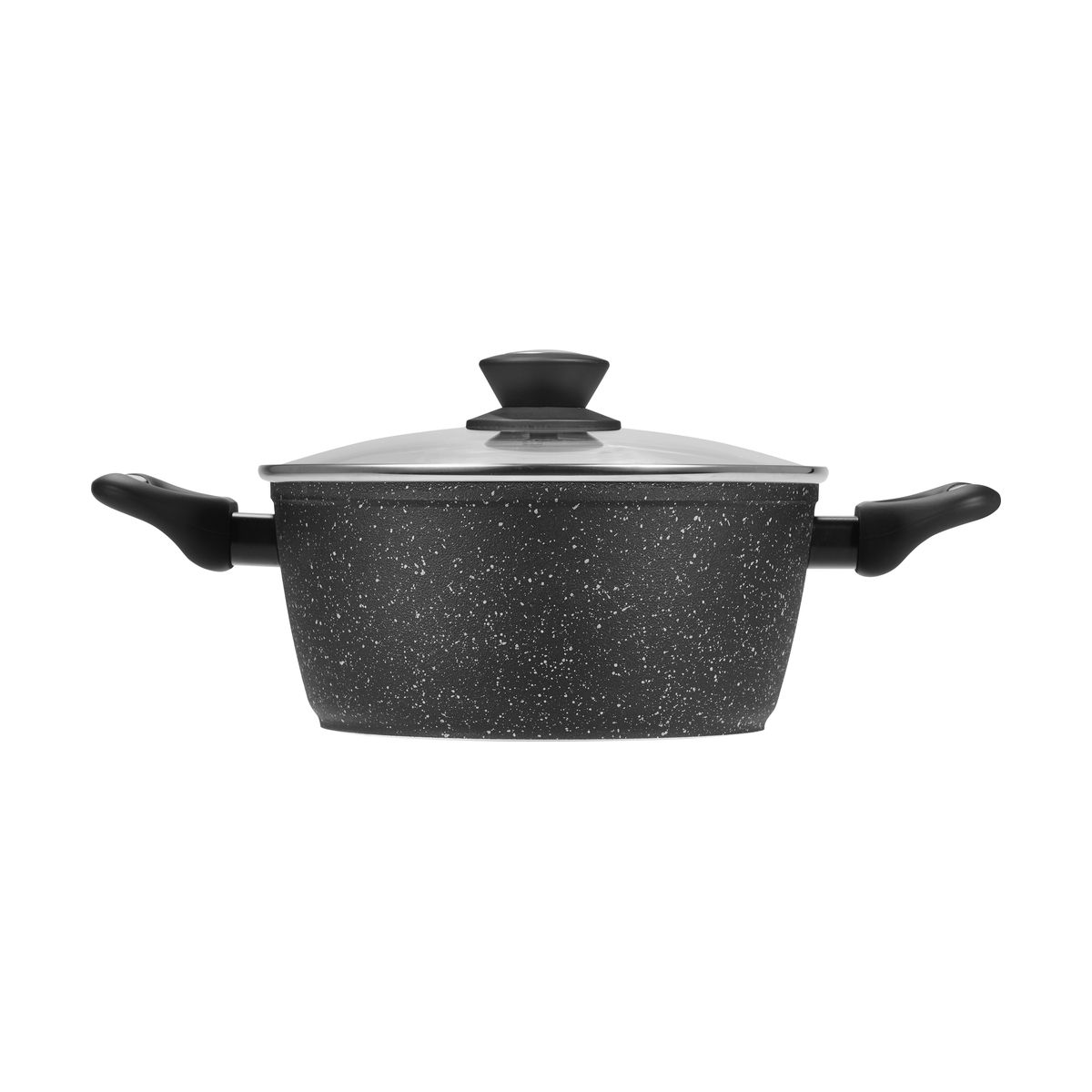 2020 eco-friendly and FDA certification kitchen aluminum stock pot natural cooking pot
