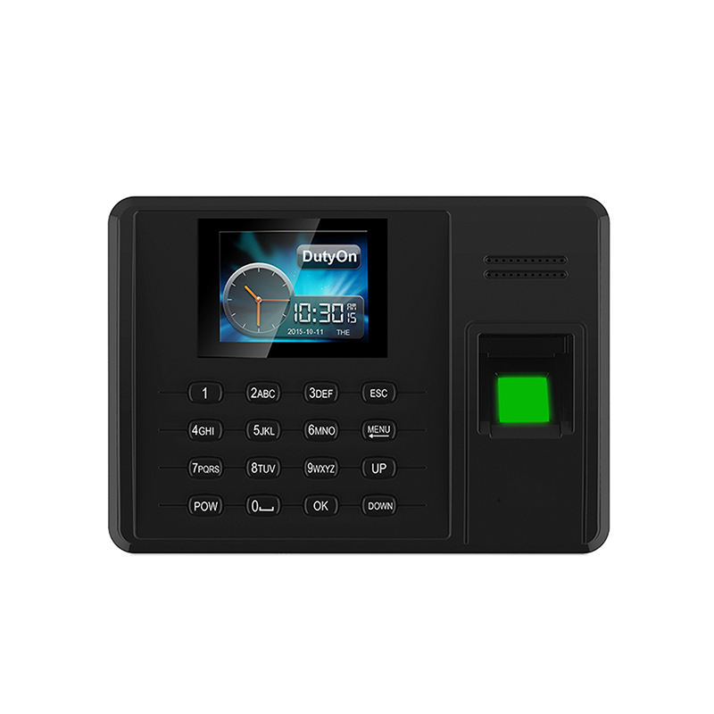 Factory Price Biometric Fingerprint Scanner Enrolment Device Employee Time Attendance Door Access Machine With Usb Key Unlock