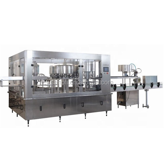 Complete Fruit Juice Production Line / Juice Drink Processing Line / Juice Making Machine