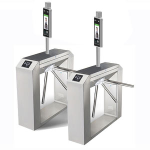 face attendance machine thermal attendees with face recognition access control tripod turnstile
