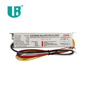 PH11-425-40 ultraviolet light driver 20~40W T5 germicidal uv lamp Electronic Ballast with CE