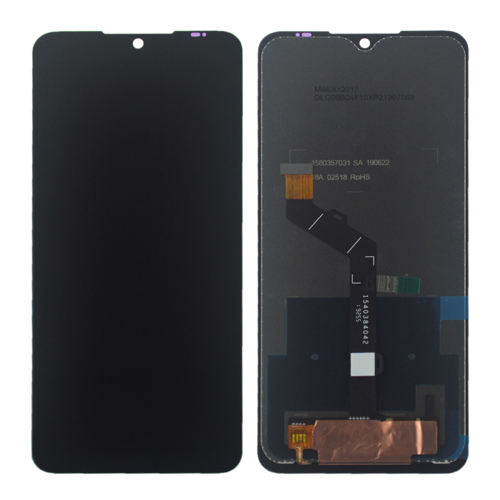 Perfect packaging repair parts LCD assembly for Nokia 7.2