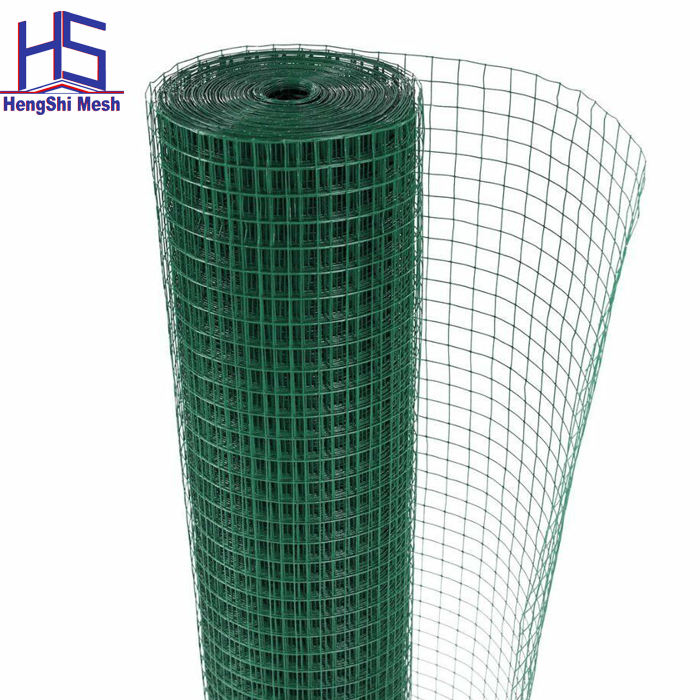 PVC coated or Galvanized Welded Mesh Factory