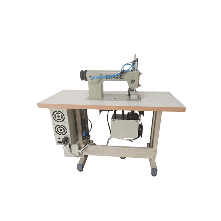 Excellent quality low price ultrasonic sewing machine for plastic and nonwoven