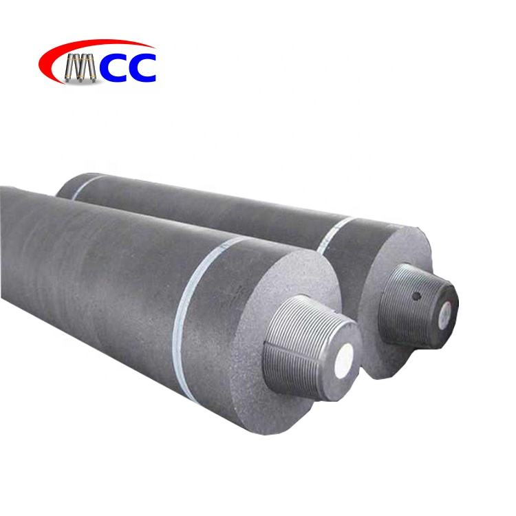 China Manufacturer jilin High Electric Conductivity UHP Carbon Graphite Electrode For Sale