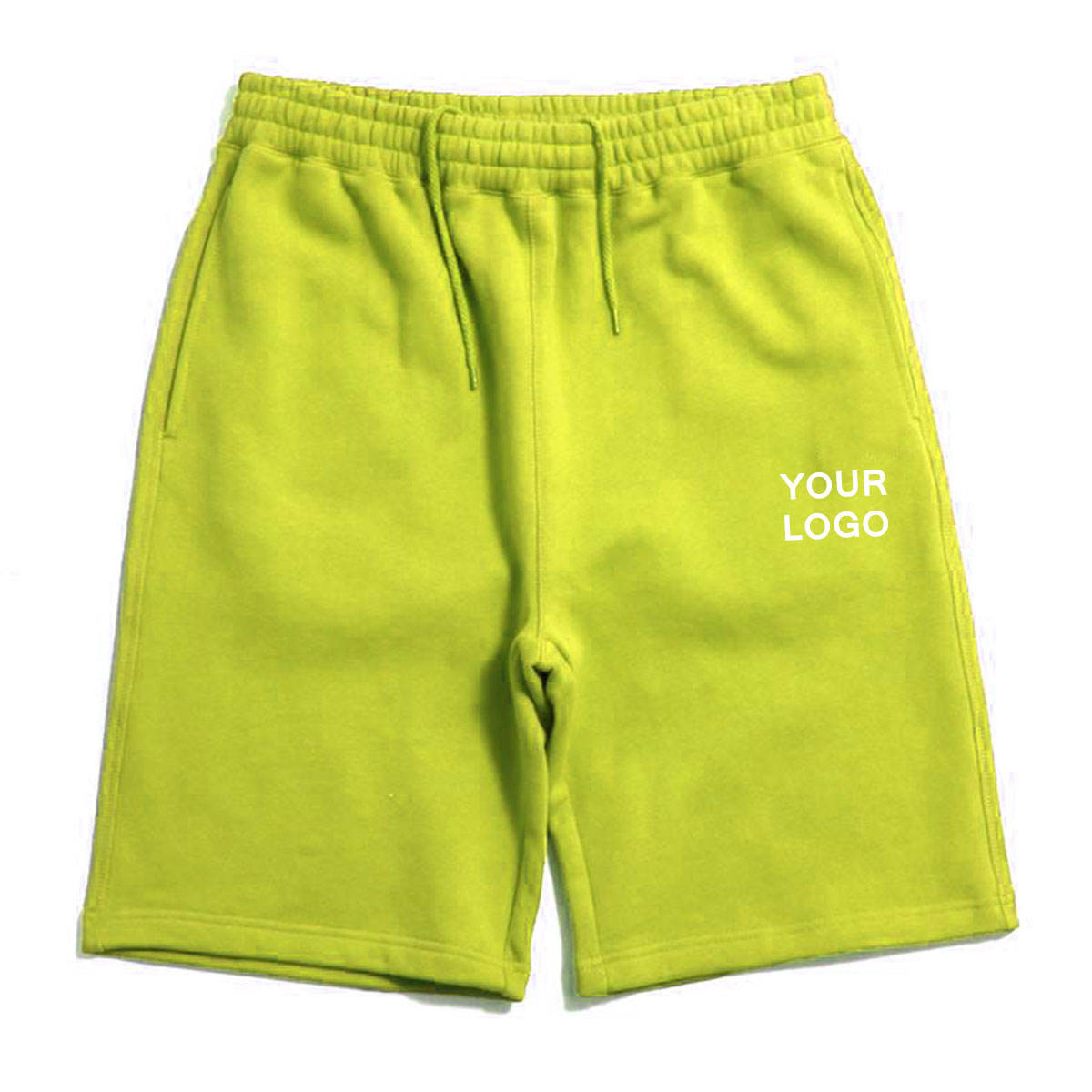High quality summer fitness sports shorts customized cotton unisex sweat jogger shorts men custom shorts