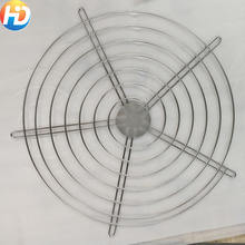 China factory sale wire fan net cover/Exhaust fan cover/stainless steel Fan grill and electric motor fan cover