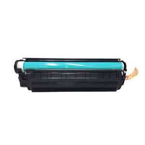 compatible hp 12a Q2612a China Laser printer copier refillable Bulk Full Toner Cartridge