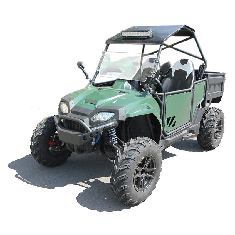 Adventure Jungle Color Utility Vehicle 400CC Fishing Hunting Farm UTV