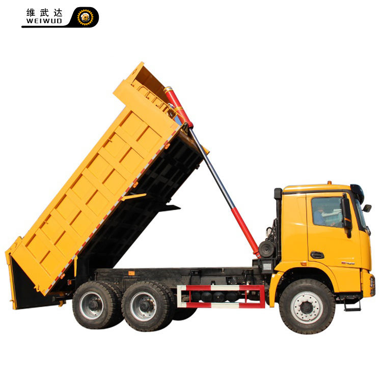 China Manufacturer Chinese Price new standard European two engineering dumper truck