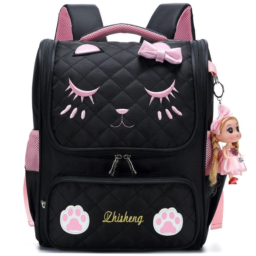 Cute Toddler Backpack Toddler Bag with Leash Animal Cartoon Small Travel Bag for Baby Girl Boy 3-6 Years School Backpacks