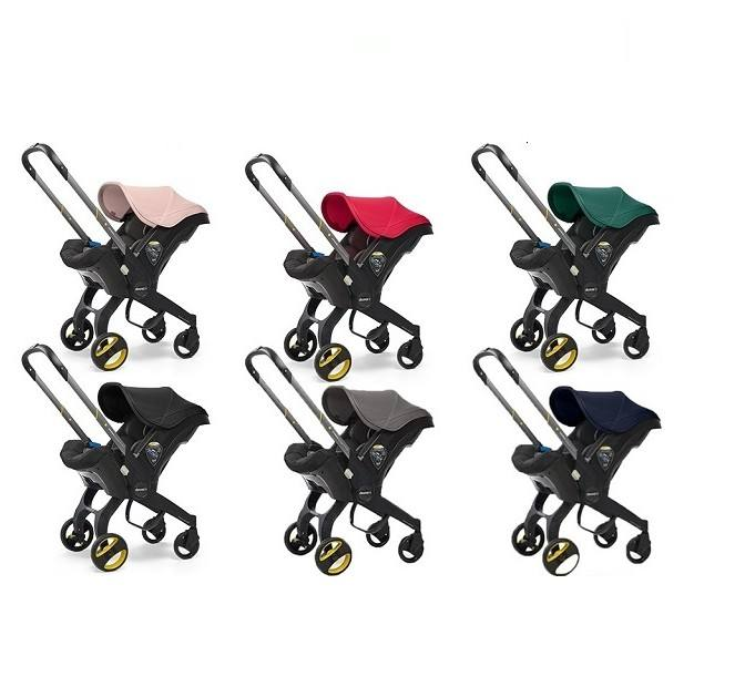 Exhibition Product Multifunctional Baby items 3 in 1 Stroller Basket and Car Seat