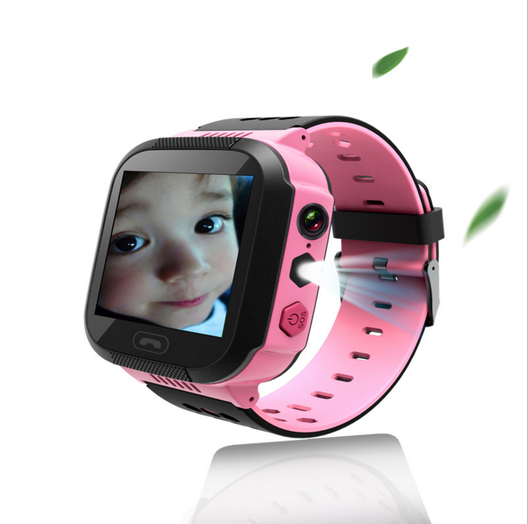 Kids Student Mobile Watch Phone Smart GPS Tracker Watch