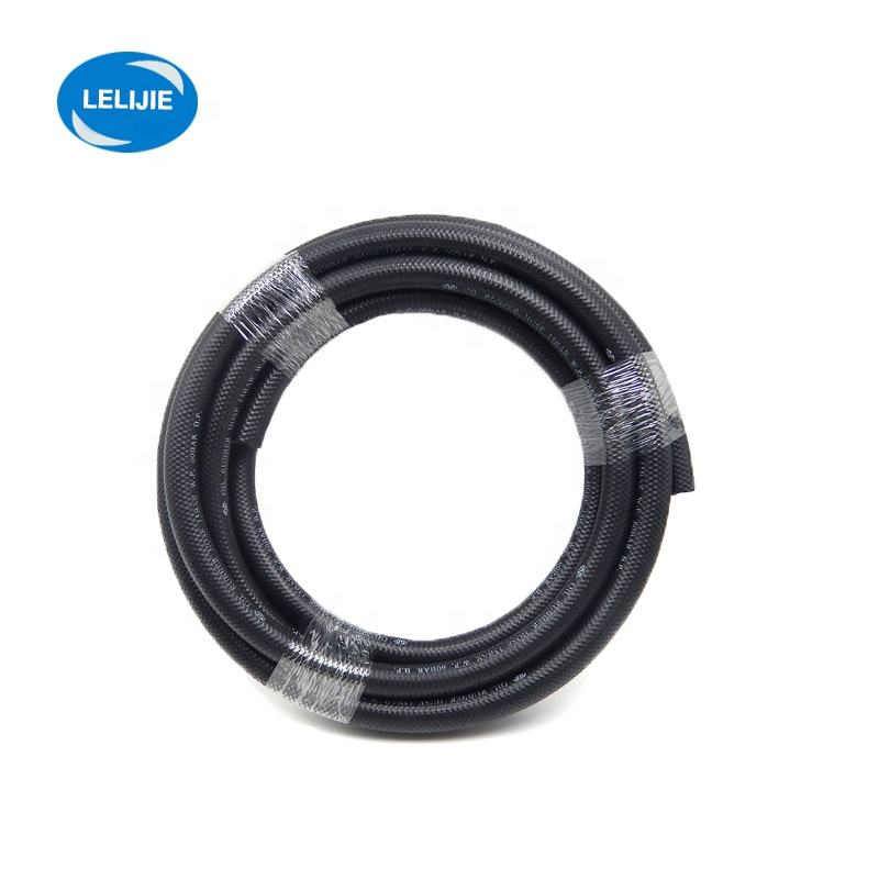 trade assurance Vacuum Spiral EPDM Steel Wire Hose pipe