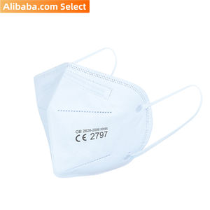Alibaba Select Disposable adult civil earloop kn95 face masks (960pcs/Carton)